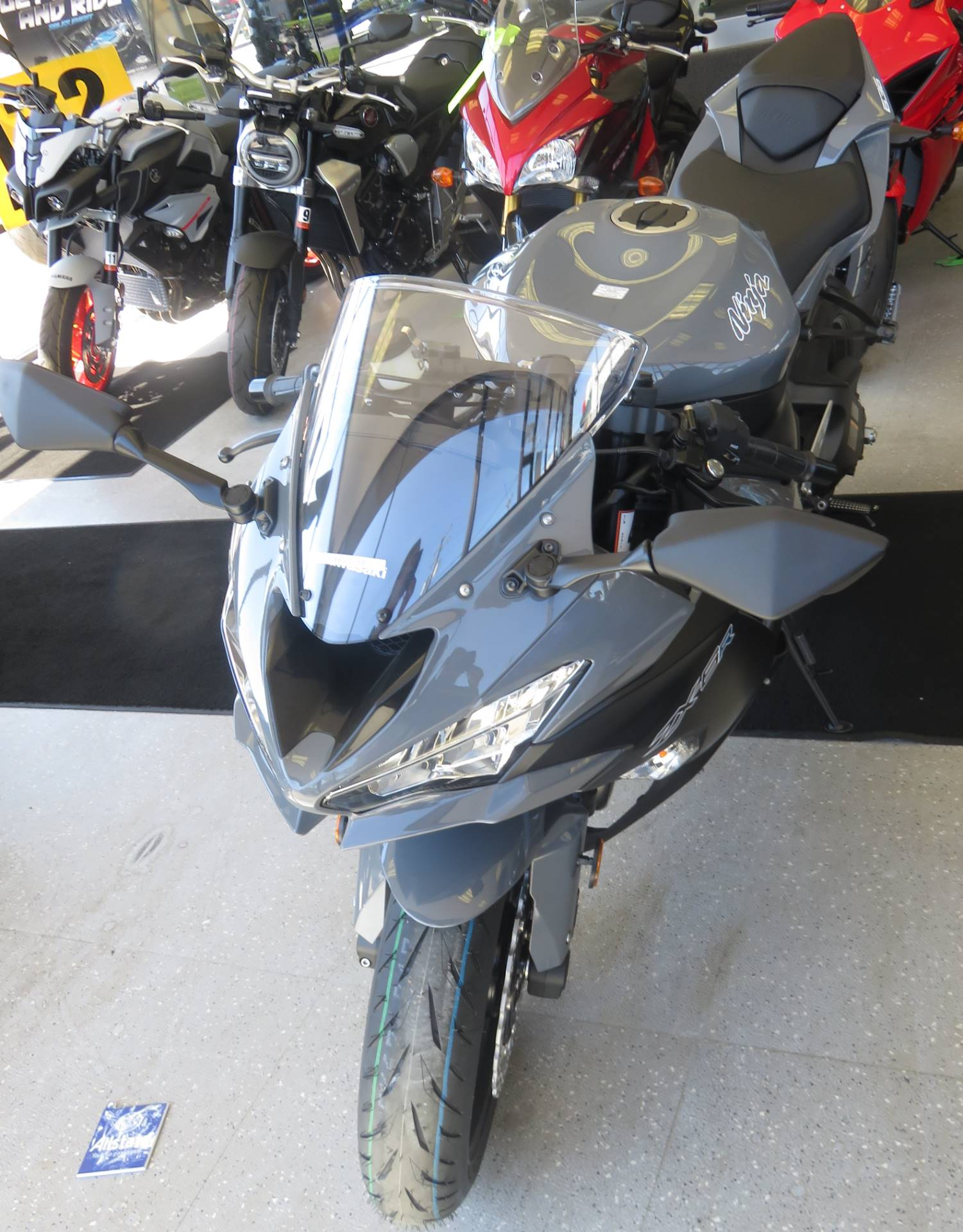 2019 Kawasaki Ninja ZX-6R ABS in Virginia Beach, Virginia - Photo 2