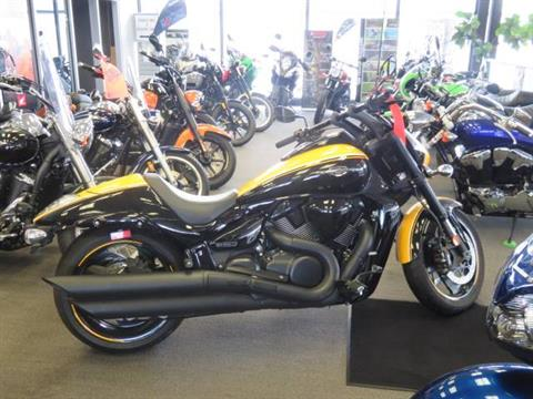 2014 Suzuki Boulevard M109R B.O.S.S. in Virginia Beach, Virginia