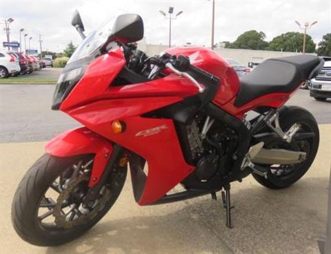 2015 Honda CBR®650F in Virginia Beach, Virginia