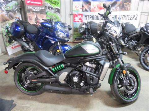 2017 Kawasaki Vulcan S 650 in Virginia Beach, Virginia