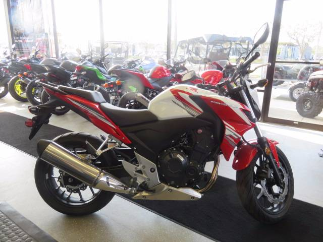 2015 Honda CBR CB500F in Virginia Beach, Virginia