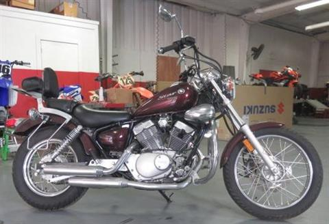 2008 Yamaha V-Star 250 in Virginia Beach, Virginia