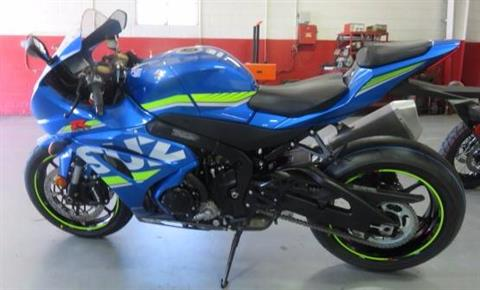 2017 Suzuki GSXR 1000 in Virginia Beach, Virginia