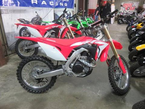 2017 Honda CRF 450R in Virginia Beach, Virginia