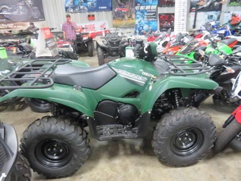 2016 Yamaha Grizzly 700 Ultramatic in Virginia Beach, Virginia