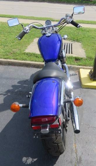 2004 Honda Shadow 600 in Virginia Beach, Virginia