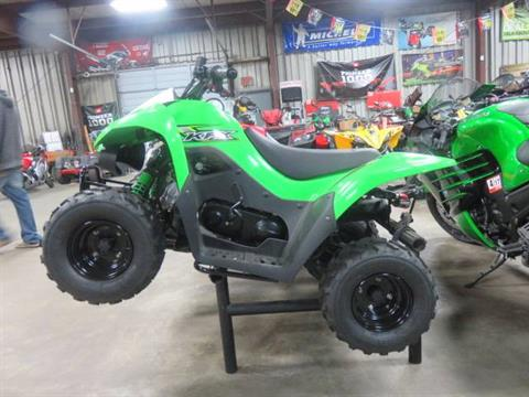 2017 Kawasaki KFX 50 in Virginia Beach, Virginia