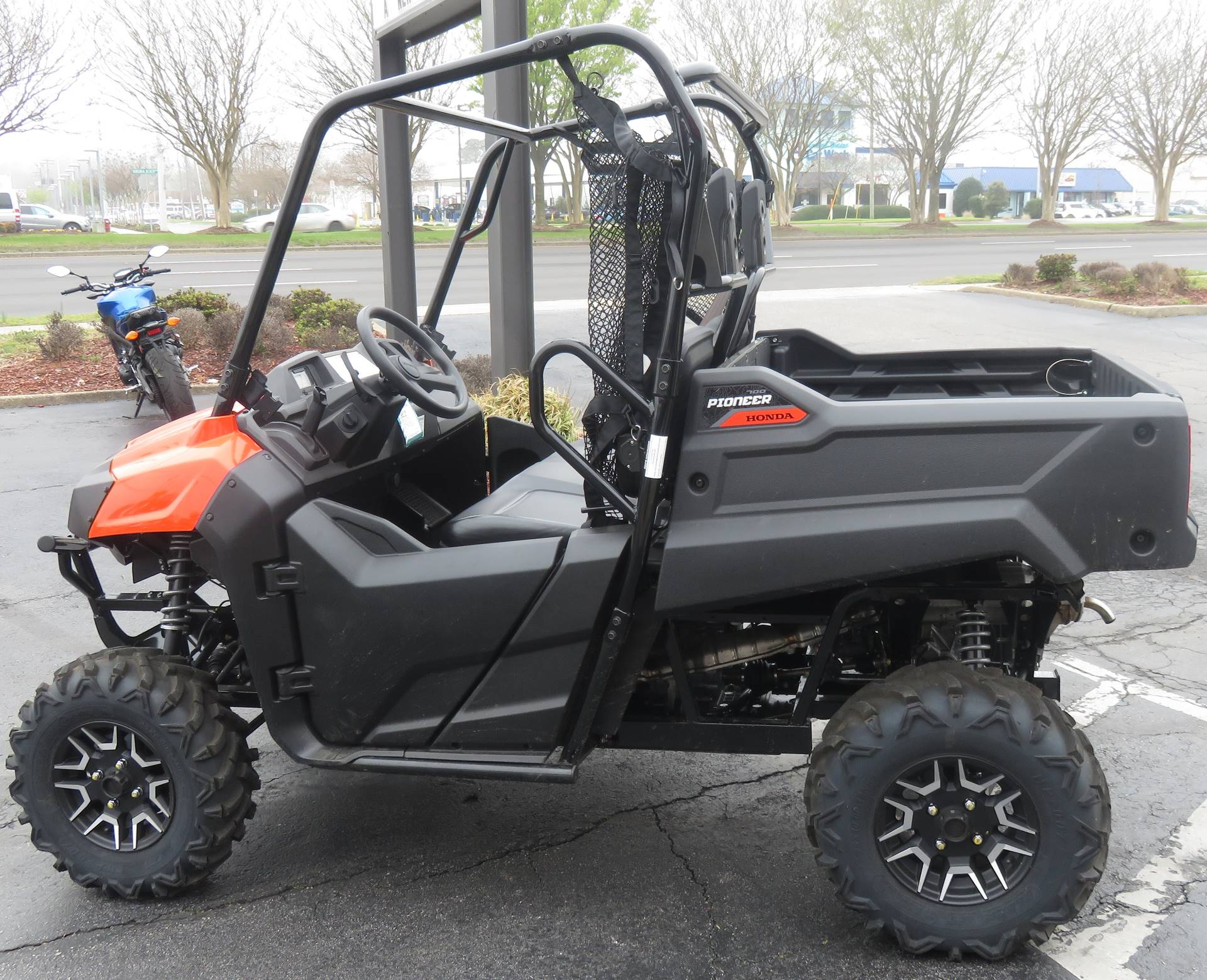 2019 Honda Pioneer 700 Deluxe in Virginia Beach, Virginia - Photo 1