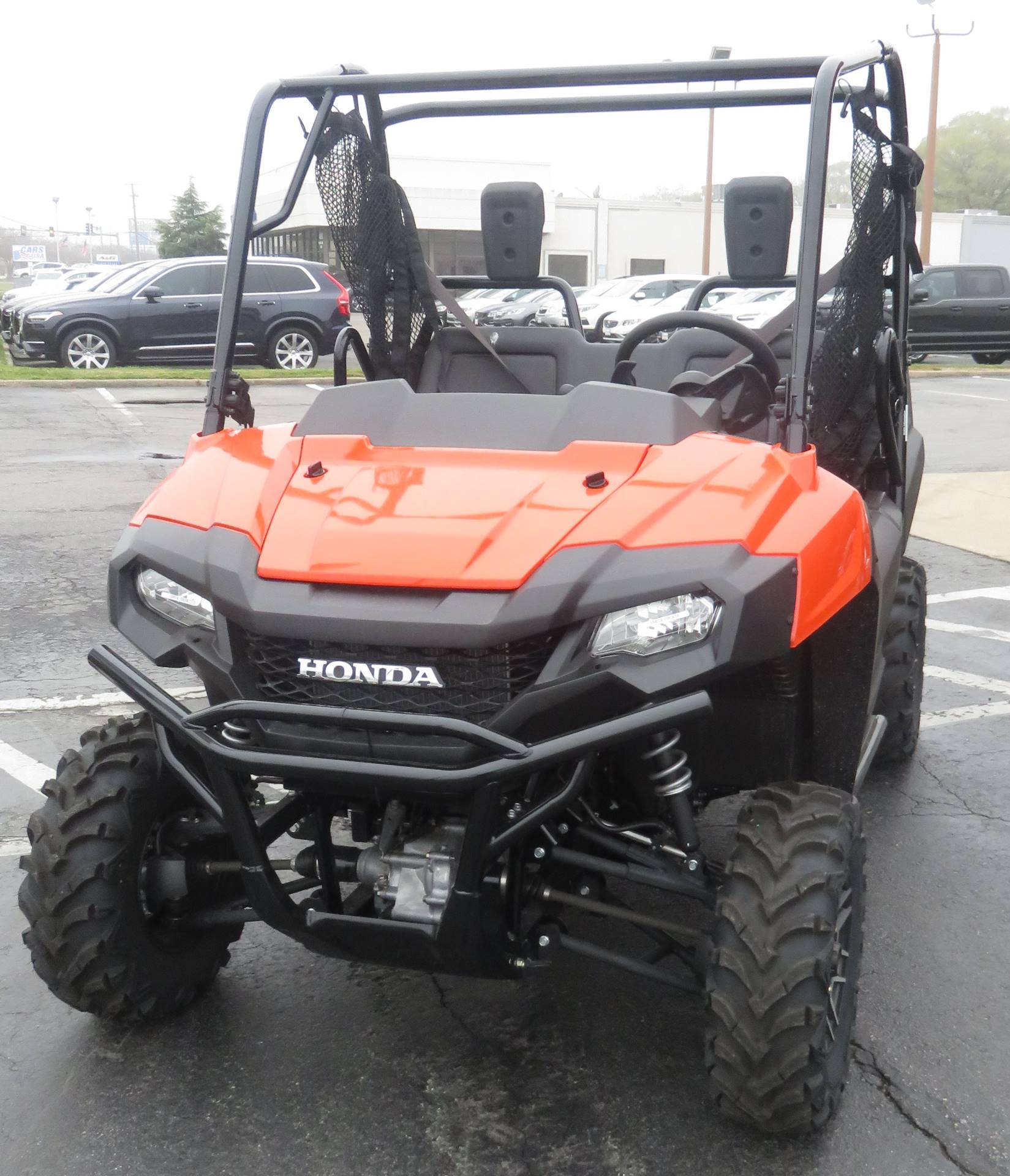 2019 Honda Pioneer 700 Deluxe in Virginia Beach, Virginia - Photo 2