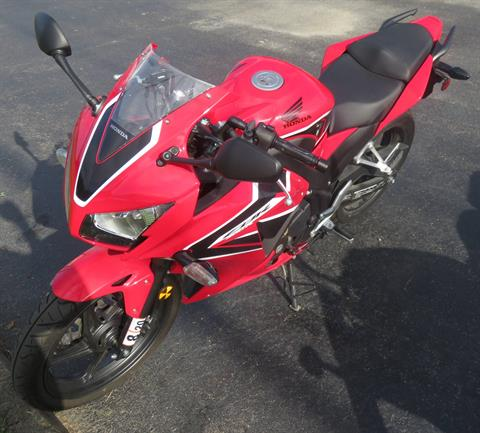 2018 Honda CBR300R in Virginia Beach, Virginia