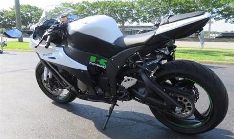 2014 Kawasaki Ninja® ZX™-10R ABS in Virginia Beach, Virginia