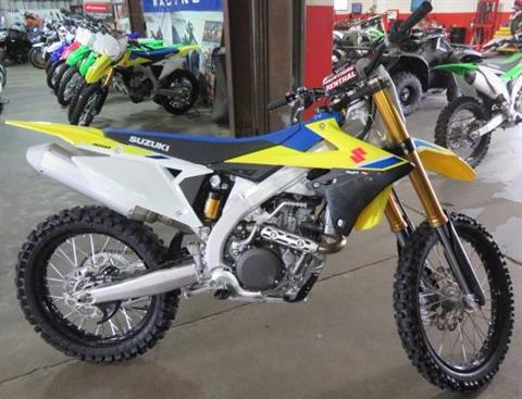 2018 Suzuki RM-Z450 in Virginia Beach, Virginia