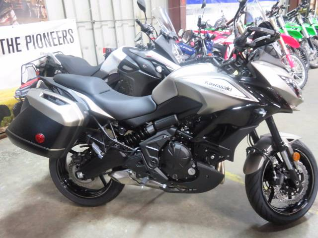 2017 Kawasaki Versys 650 in Virginia Beach, Virginia