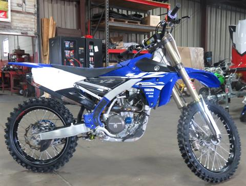 2017 Yamaha YZ250F in Virginia Beach, Virginia
