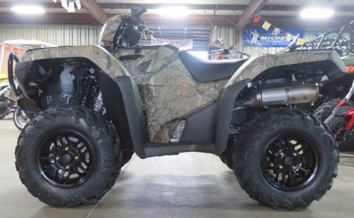 2018 Honda FourTrax Foreman Rubicon 4x4 Automatic DCT EPS Deluxe in Virginia Beach, Virginia - Photo 1