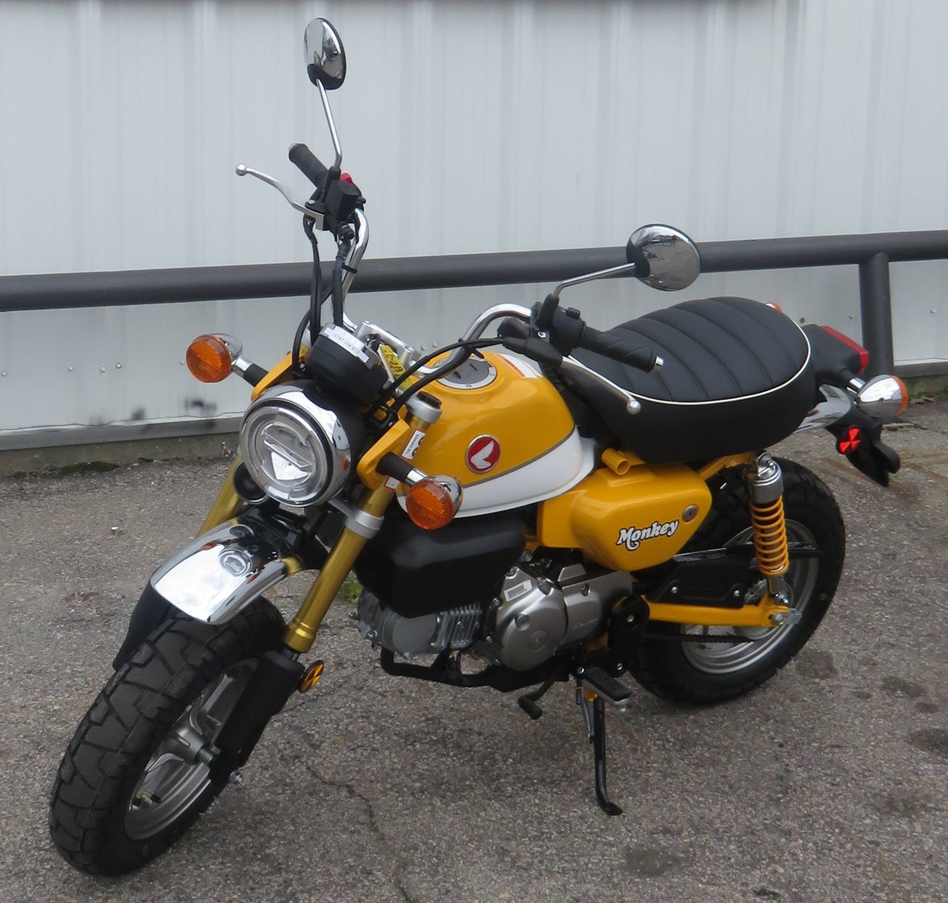 2019 Honda Monkey in Virginia Beach, Virginia - Photo 2