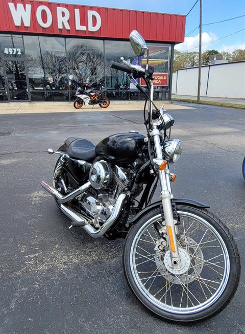 2013 Harley-Davidson Sportster® Seventy-Two® in Virginia Beach, Virginia - Photo 1