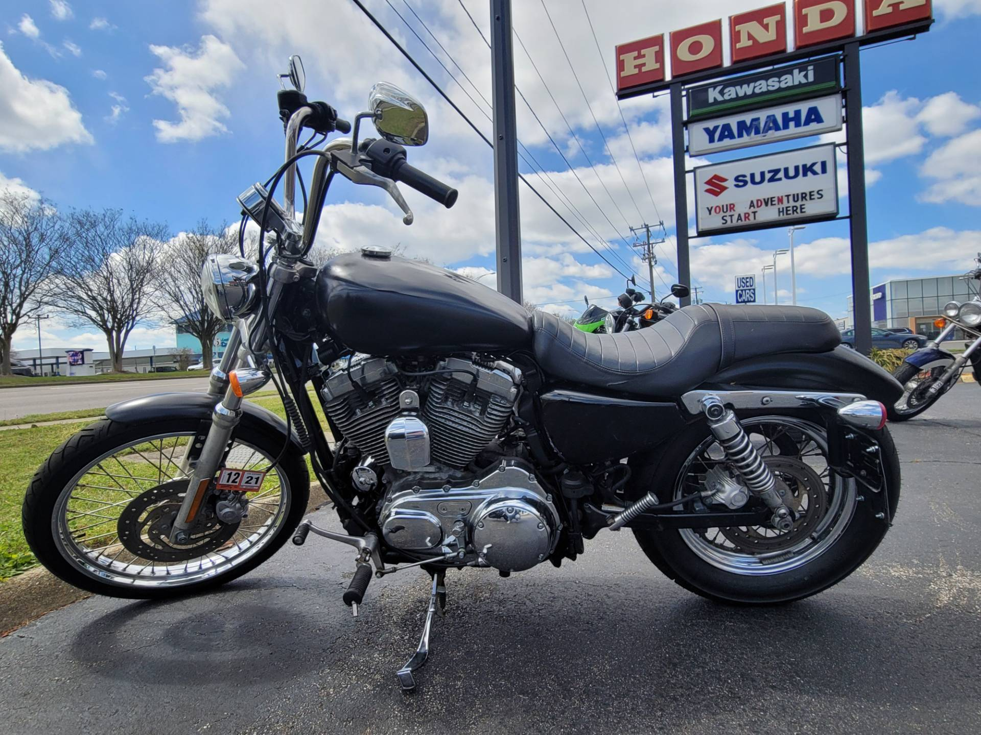 2013 Harley-Davidson Sportster® Seventy-Two® in Virginia Beach, Virginia - Photo 2