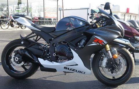 2015 Suzuki GSX-R750 in Virginia Beach, Virginia