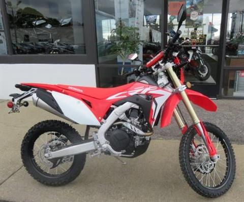 2019 Honda CRF450L in Virginia Beach, Virginia