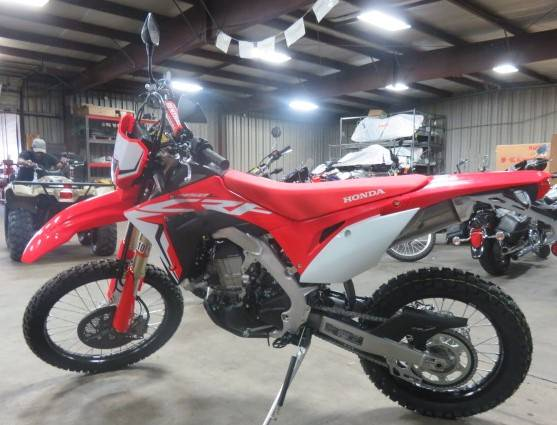 2019 Honda CRF450L in Virginia Beach, Virginia - Photo 3