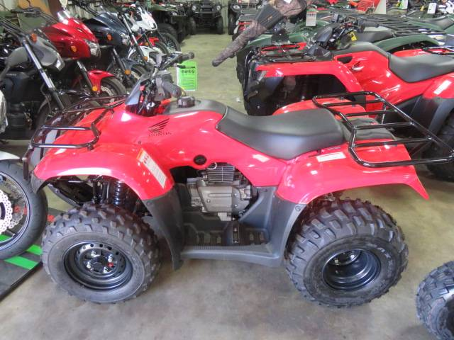 2017 Honda Recon ES 300 in Virginia Beach, Virginia