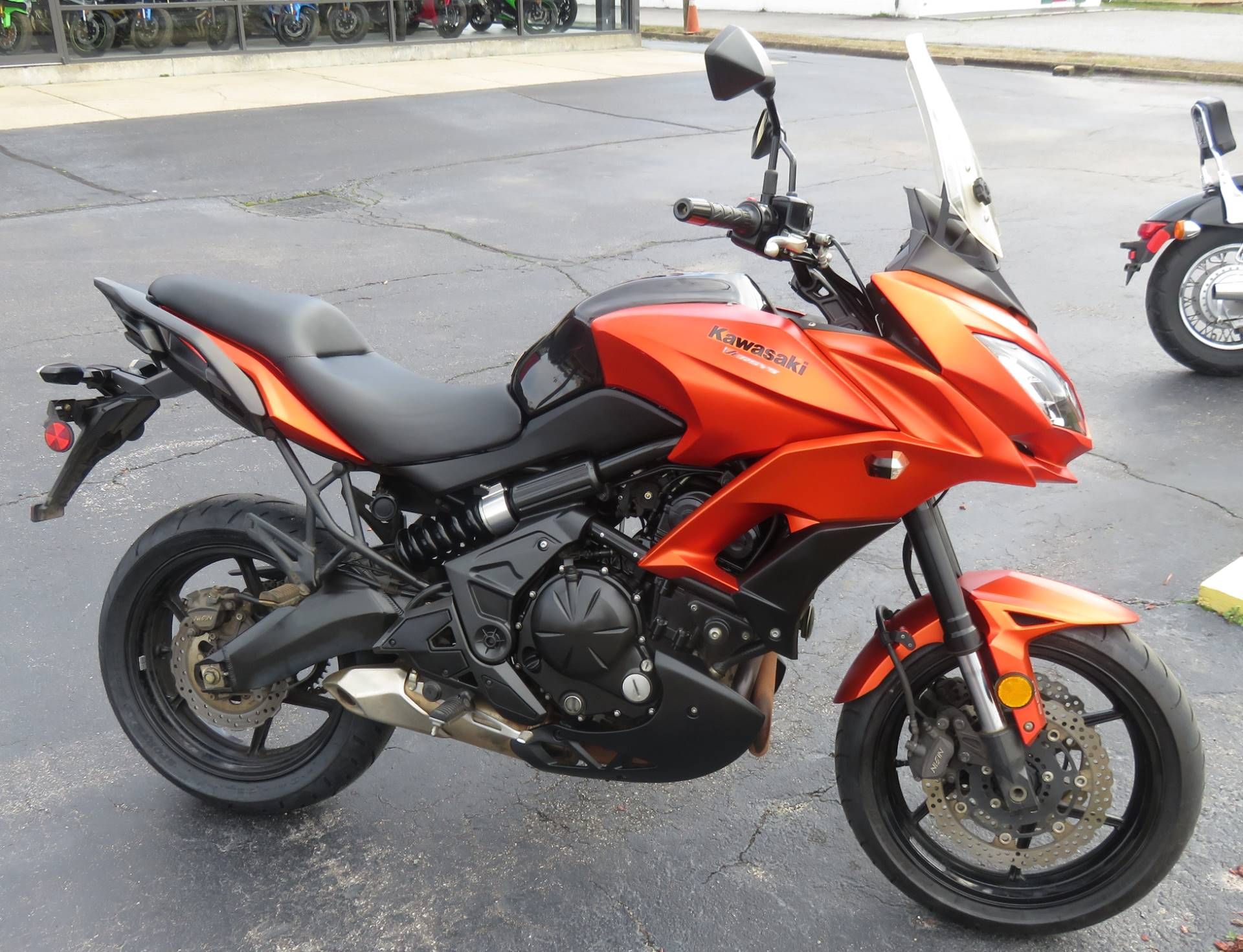 2016 Kawasaki Versys 650 ABS in Virginia Beach, Virginia - Photo 1