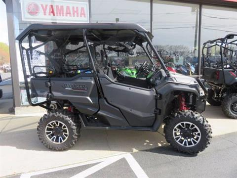 2017 Honda Pioneer 1000 MS Limited Edition in Virginia Beach, Virginia