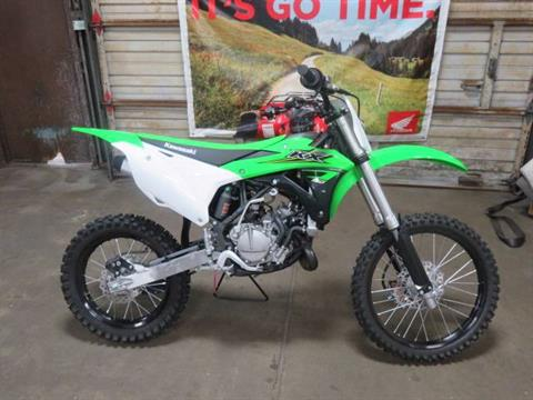 2016 Kawasaki KX 100 in Virginia Beach, Virginia