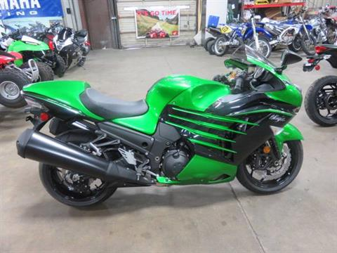 2015 Kawasaki ZX 14R in Virginia Beach, Virginia