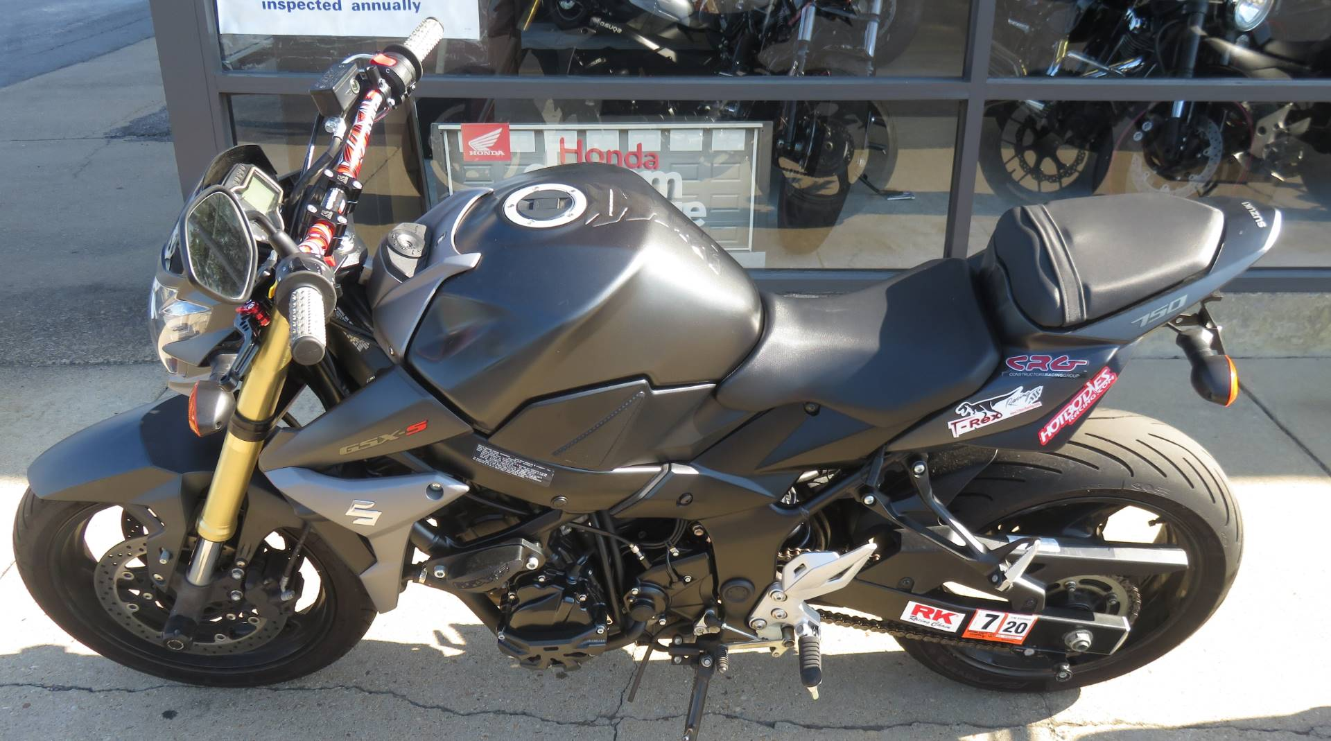 2015 Suzuki GSX-S750 in Virginia Beach, Virginia - Photo 2