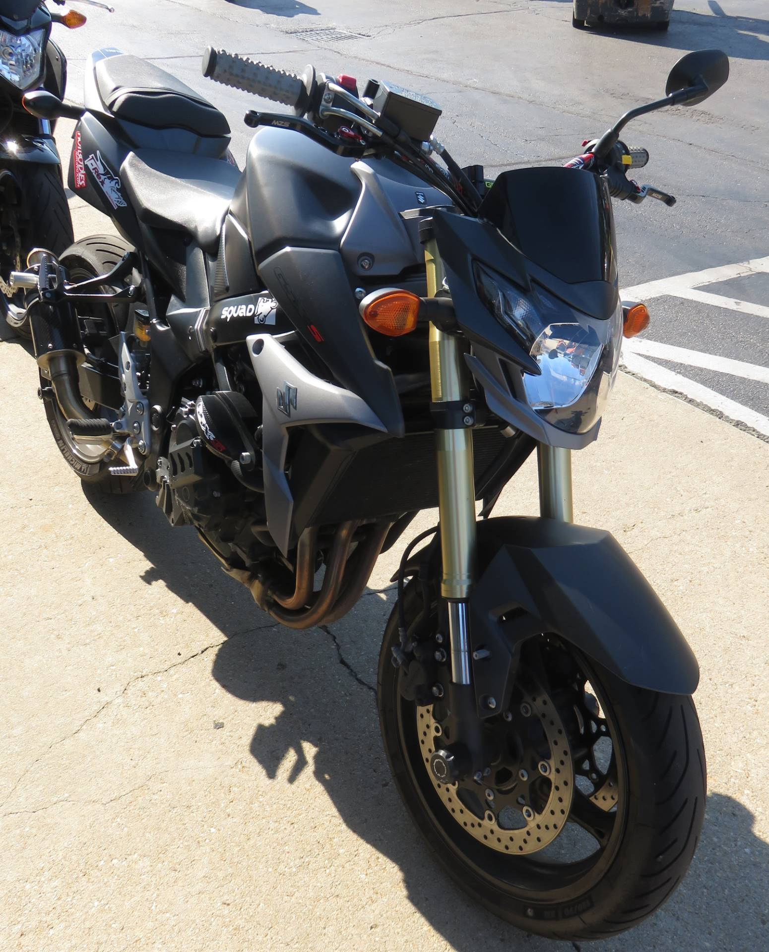 2015 Suzuki GSX-S750 in Virginia Beach, Virginia - Photo 3