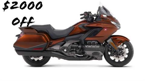 2018 Honda Gold Wing in Virginia Beach, Virginia - Photo 1