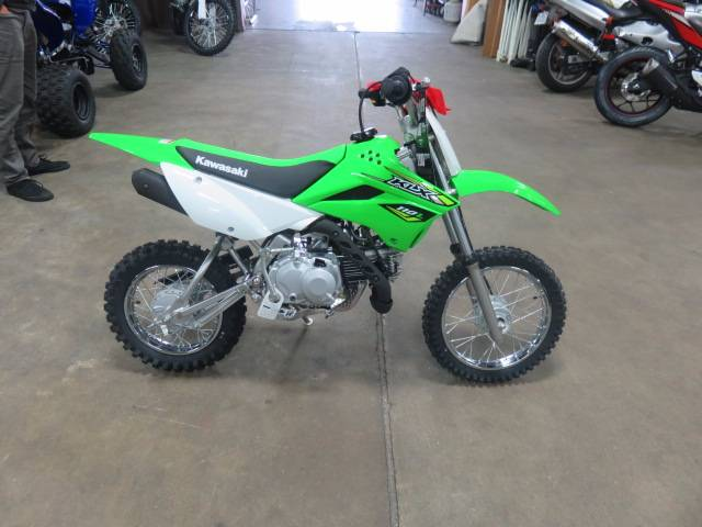2018 Kawasaki KLX 110 Motorcycles Virginia Beach Virginia