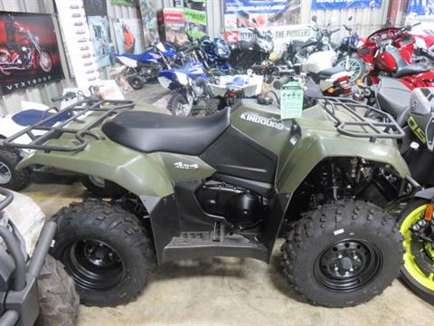 2016 Suzuki King Quad 400 4x4 in Virginia Beach, Virginia
