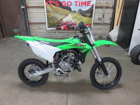 2017 Kawasaki KX 85 in Virginia Beach, Virginia