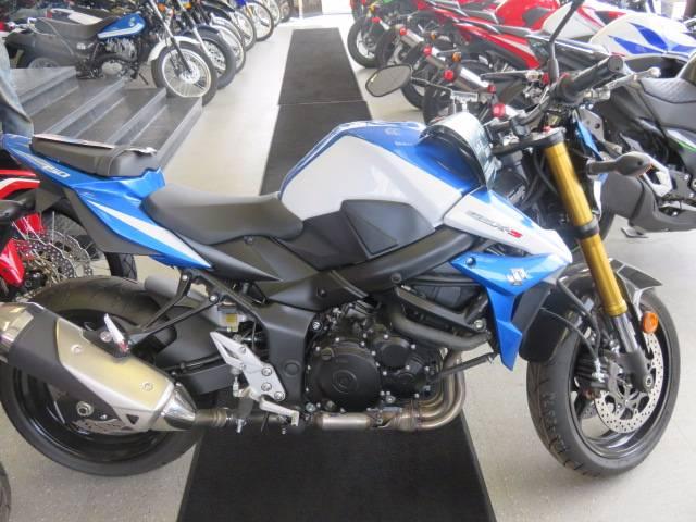 2015 Suzuki GSXS 750 1