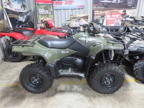 2015 Suzuki King Quad 750 4x4 in Virginia Beach, Virginia