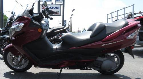 2008 Suzuki Bergman 400 in Virginia Beach, Virginia