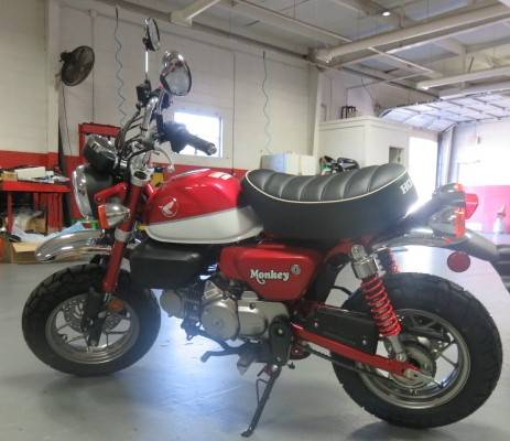2019 Honda Monkey in Virginia Beach, Virginia