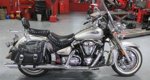 2005 Yamaha V-Star 1700 in Virginia Beach, Virginia