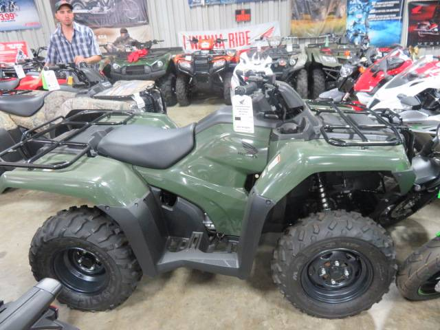 2016 Honda Rancher 420 4x4 with power steering in Virginia Beach, Virginia