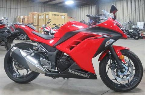 2016 Kawasaki Ninja 300 ABS in Virginia Beach, Virginia