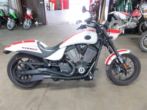 2012 Victory Hammer® S in Virginia Beach, Virginia