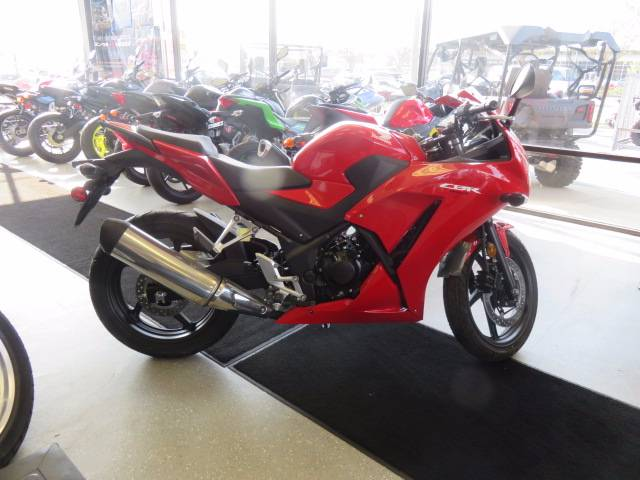 2015 Honda CBR 300R in Virginia Beach, Virginia