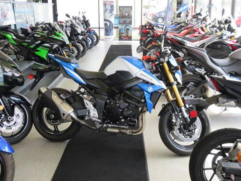 2015 Suzuki GSX750 in Virginia Beach, Virginia