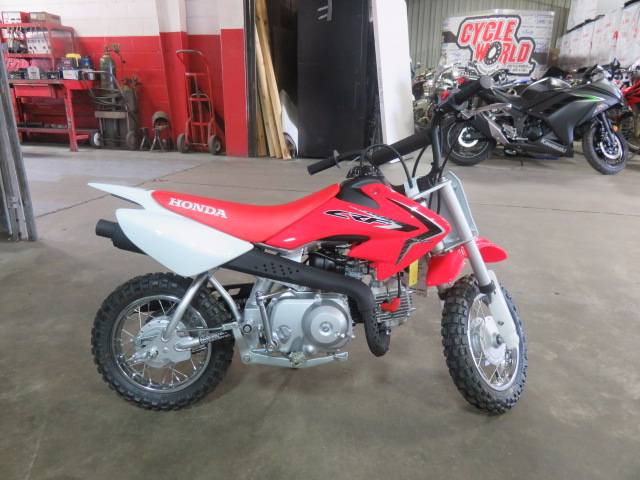 2017 Honda CRF 50F in Virginia Beach, Virginia