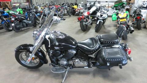 2008 Yamaha V-Star 650 Classic in Virginia Beach, Virginia