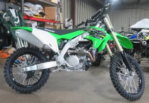 2019 Kawasaki KX 450 in Virginia Beach, Virginia