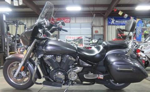 2014 Yamaha V-Star 1300 Deluxe Tourer in Virginia Beach, Virginia